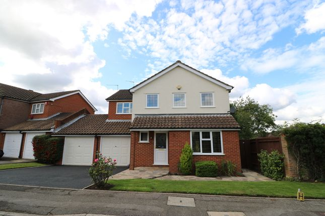 Thumbnail Detached house to rent in Courtlands Close, Ruislip
