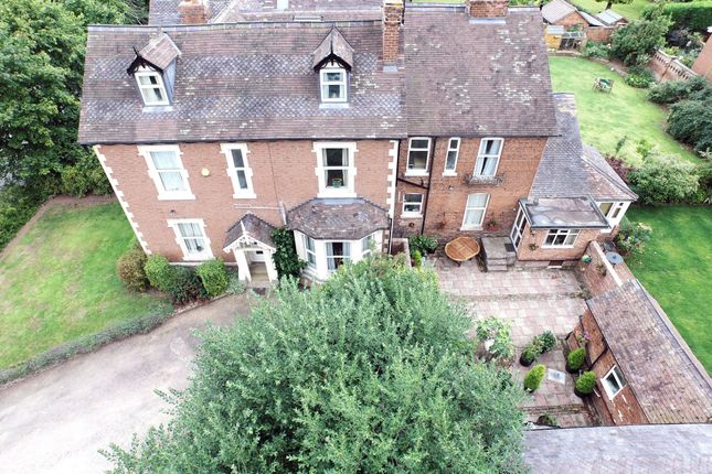 Thumbnail Semi-detached house for sale in Barons Cross Road, Barons Cross, Leominster