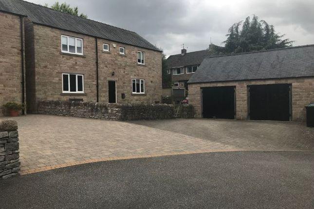 Thumbnail Detached house to rent in Church Street, Matlock