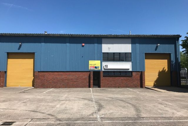 Thumbnail Industrial to let in Unit 18, Queensway Meadows Industrial Estate, Newport