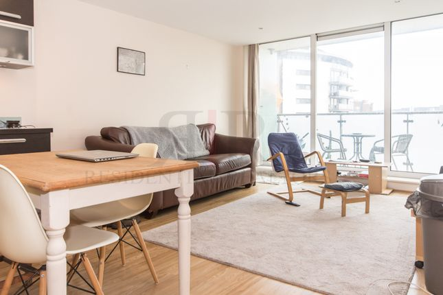 Thumbnail Flat to rent in Gallions Road, London