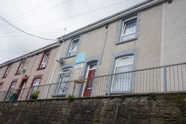 Thumbnail Terraced house for sale in Victoria Terrace, Llanhilleth, Abertillery
