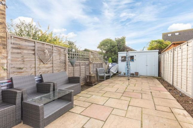 Garden of Tanners Close, Walton-On-Thames KT12