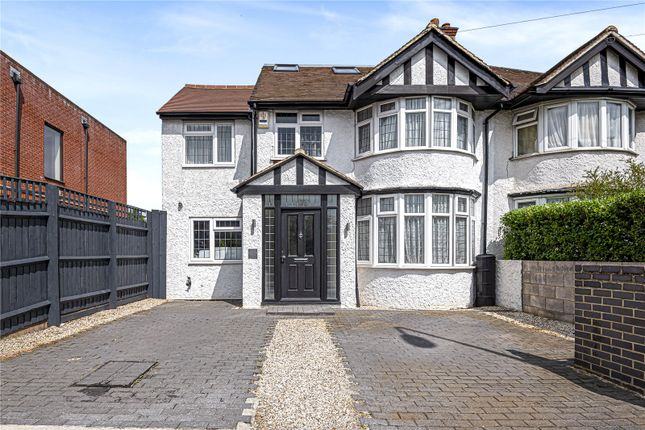 Thumbnail Semi-detached house for sale in Windmill Road, Headington, Oxford
