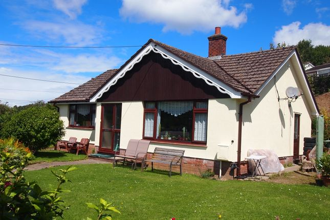 Thumbnail Detached bungalow for sale in West Challacombe Lane, Combe Martin, Ilfracombe