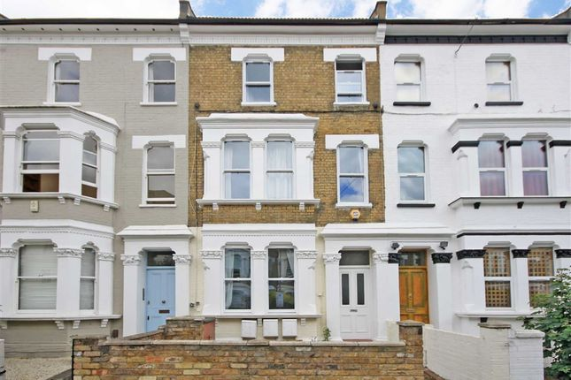 Thumbnail Flat to rent in Frithville Gardens, London