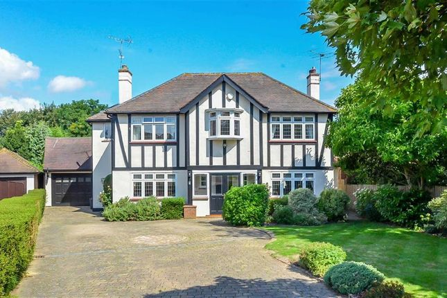 Thumbnail Detached house for sale in Belfairs Close, Leigh-On-Sea, Essex