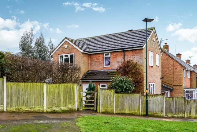 Thumbnail Link-detached house for sale in Whitehill Lane, Northfield, Birmingham, West Midlands