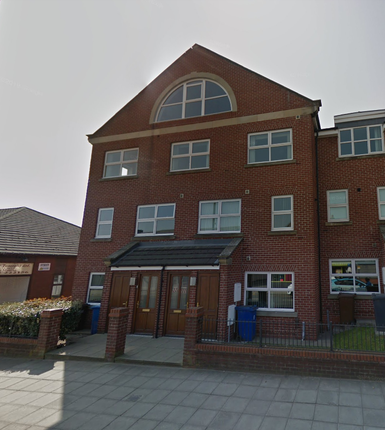 Thumbnail 2 bed flat to rent in Ormskirk Road, Pemberton