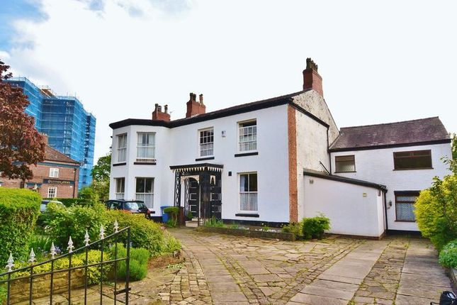 Thumbnail Terraced house for sale in Barton Road, Eccles, Manchester