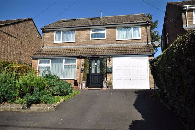 Thumbnail Detached house for sale in Bisley Road, Stroud