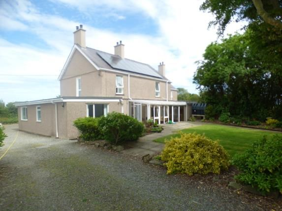 Thumbnail Detached house for sale in Dwyran, Llanfairpwllgwyngyll, Anglesey, North Wales