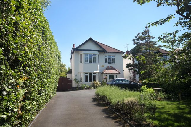 Thumbnail Detached house for sale in Park Crescent, Southport
