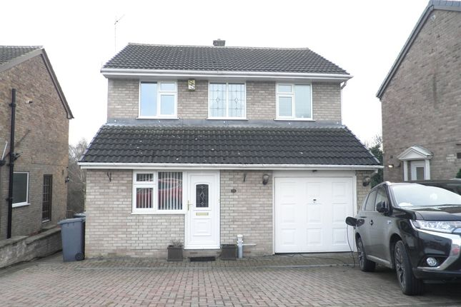 Thumbnail Detached house for sale in Brampton Crescent, Wombwell, Barnsley