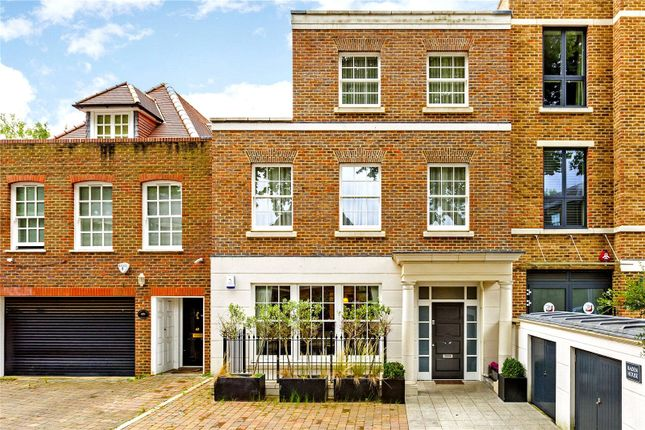 Thumbnail Terraced house for sale in Retreat Road, Richmond, Surrey