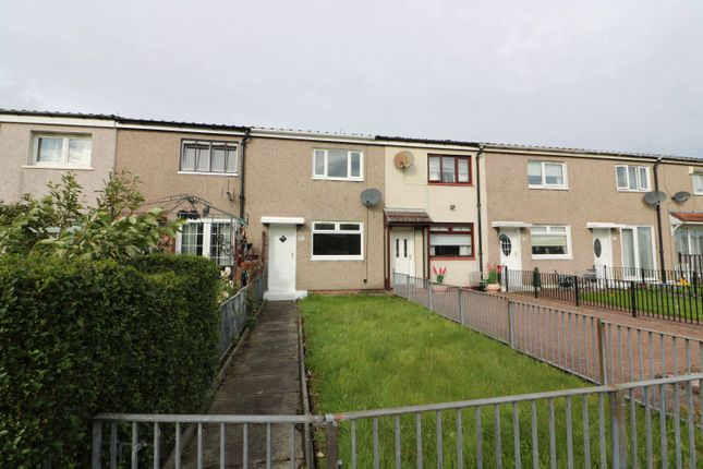 Thumbnail Terraced house for sale in Commonhead Road, Easterhouse