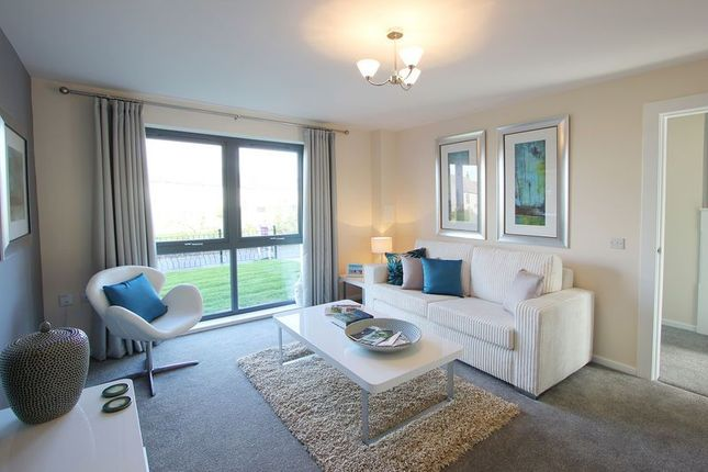 Thumbnail Semi-detached house for sale in Wester Suttieslea Gardens, Newtongrange, Dalkeith