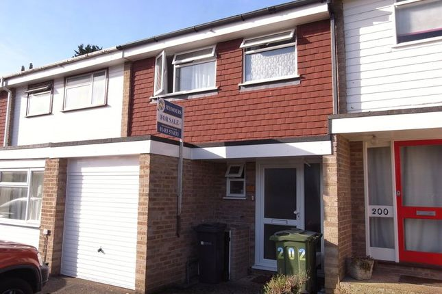 Thumbnail Terraced house for sale in Guildford Park Avenue, Guildford