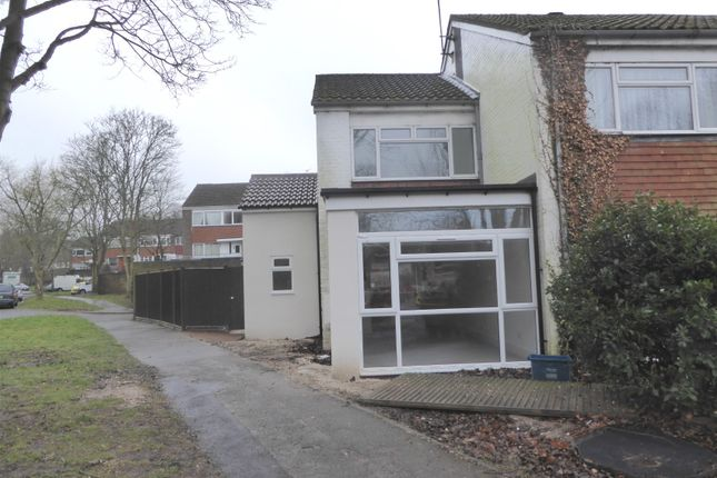 Thumbnail Semi-detached house to rent in Markfield, Croydon