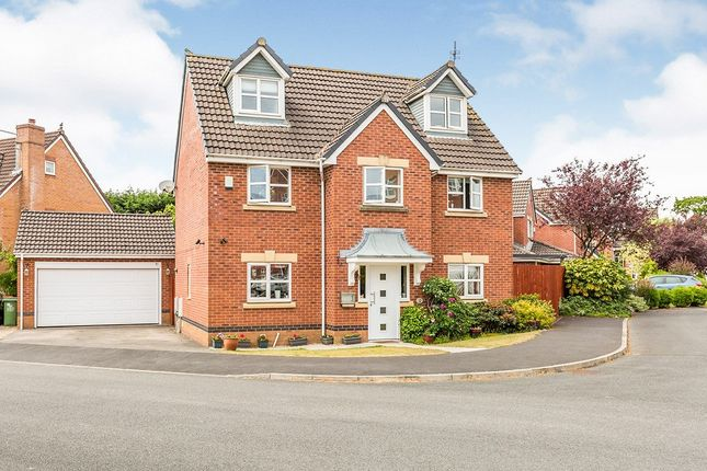Thumbnail Detached house for sale in Pasture Drive, Garstang, Preston