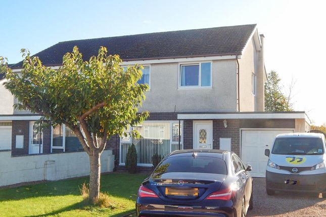 Thumbnail Semi-detached house for sale in Macdonald Smith Drive, Carnoustie