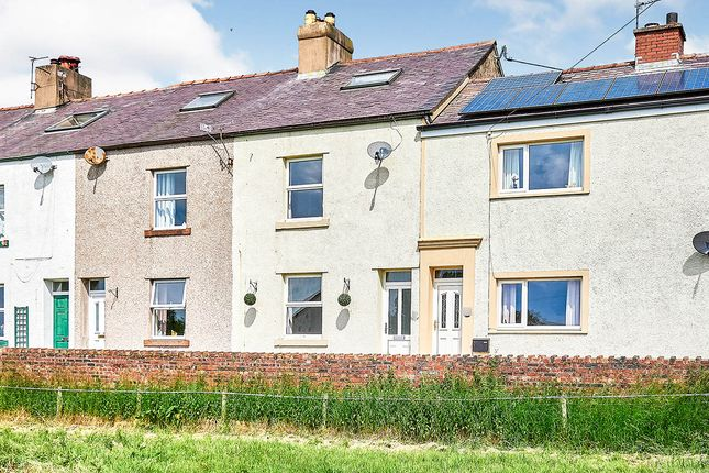 Thumbnail Terraced house for sale in Green Bank, Aspatria, Wigton, Cumbria