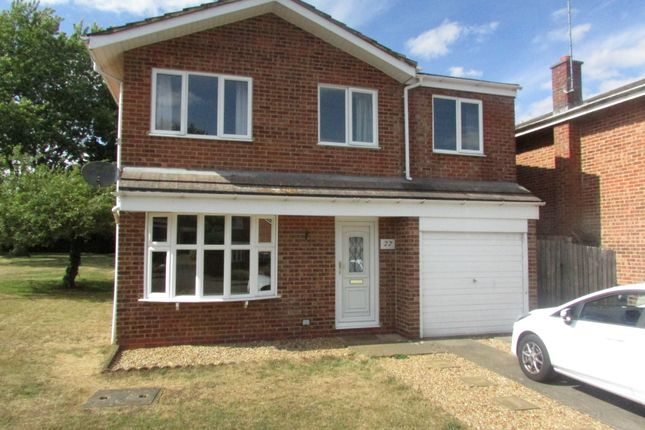 Thumbnail Detached house to rent in Harewood Road, Banbury, Oxfordshire, Oxon