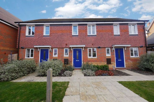 2 bed terraced house to rent in Cornflower Close, Harwell, Didcot OX11