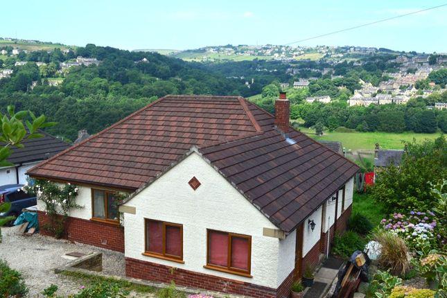 Thumbnail Bungalow for sale in Church Avenue, Linthwaite, Huddersfield