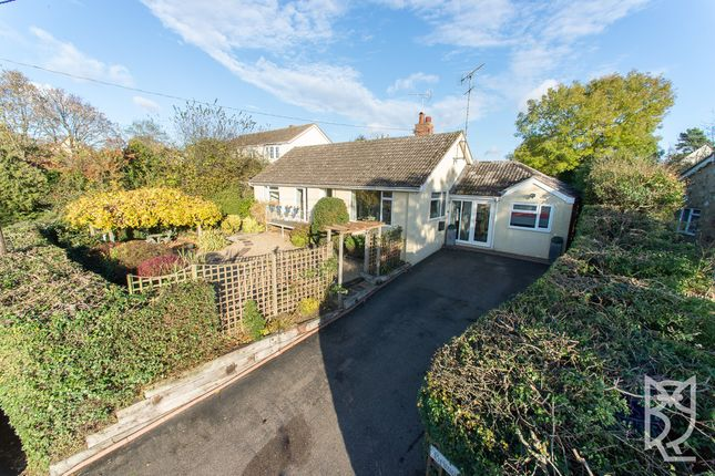 Thumbnail Bungalow for sale in West Bergholt, Colchester