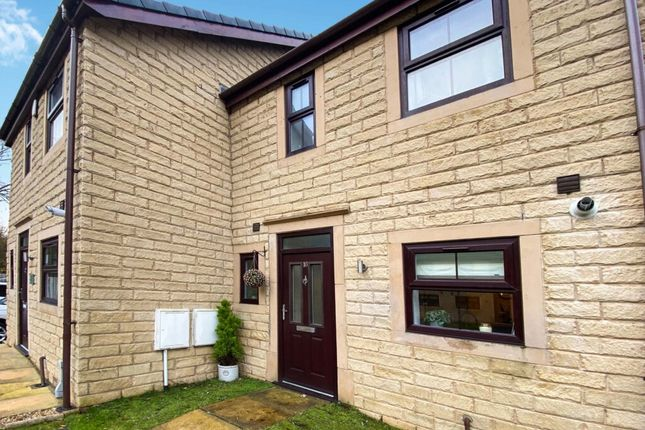 Thumbnail Town house for sale in Bridgewood Close, Rawtenstall, Rossendale