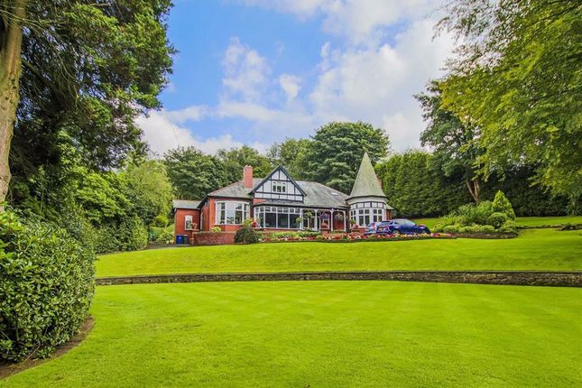 Thumbnail Detached house for sale in Meins Road, Blackburn