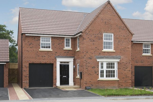 "Thumbnail Detached house for sale in ""Drummond"" at Green Lane, Barnard Castle"
