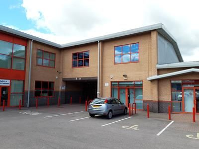 Thumbnail Office to let in 6 Brindley Court, Gresley Road, Warndon, Worcester
