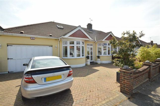 Thumbnail Bungalow to rent in Whitney Avenue, Redbridge, Essex