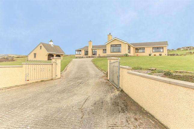Thumbnail Detached bungalow for sale in Drumaroan Road, Ballycastle, County Antrim