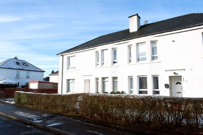 Thumbnail Flat for sale in Housel Avenue, Knightswood, Glasgow