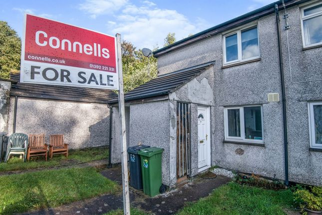 1 bed flat for sale in Cornmill Crescent, Alphington, Exeter EX2
