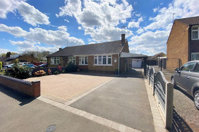 2 bed semi-detached bungalow for sale in Ash Green Lane, Ash Green, Coventry CV7