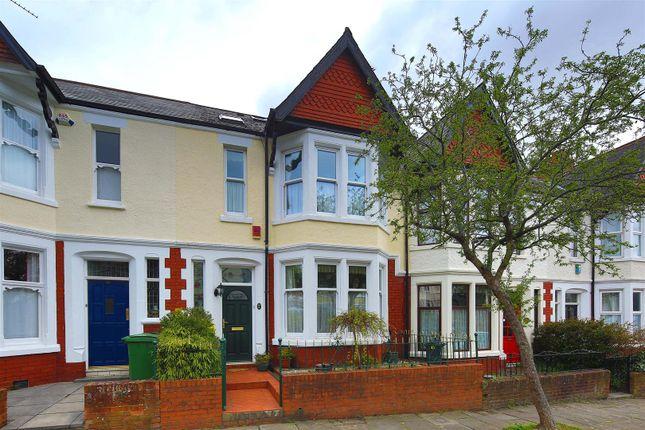 Thumbnail Terraced house for sale in Pen-Y-Lan Terrace, Penylan, Cardiff
