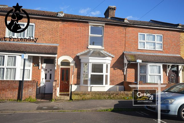 Thumbnail Terraced house to rent in |Ref: H117|, Northumberland Road, Southampton