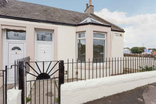 Thumbnail Cottage for sale in Baileyfield Cottages, Portobello, Edinburgh