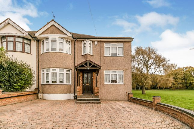 Thumbnail Semi-detached house for sale in Midhurst Hill, Bexleyheath