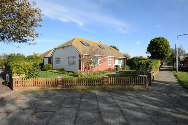 Thumbnail Detached bungalow for sale in Lonsdale Avenue, Cliftonville, Kent