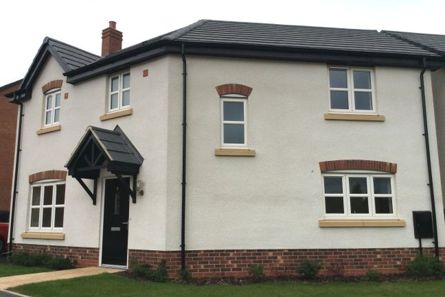 Thumbnail Detached house to rent in Barley Close, Stratford-Upon-Avon