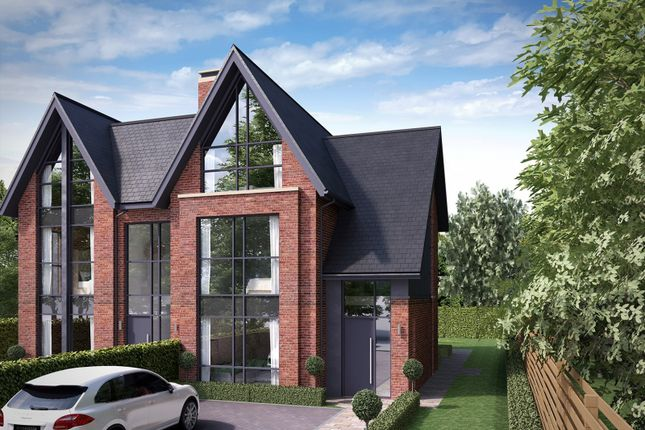 Thumbnail Semi-detached house for sale in Orchard Villas, Alderley Road, Wilmslow