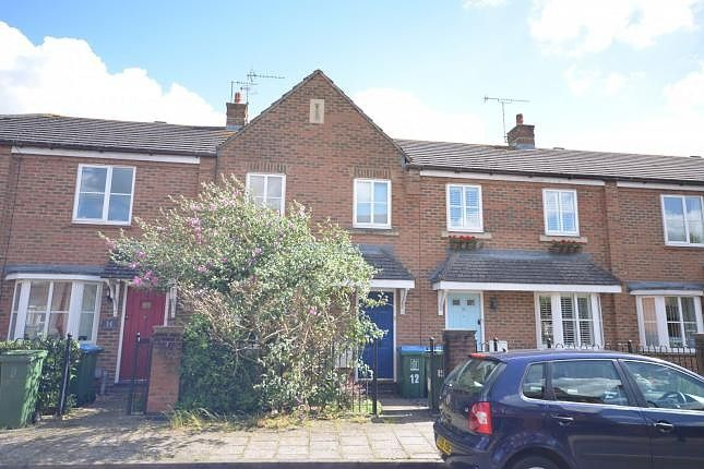 Thumbnail Property to rent in Woodmans Croft, Aylesbury