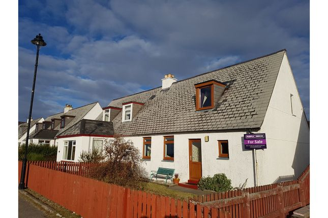 Thumbnail Semi-detached house for sale in West Terrace, Ullapool
