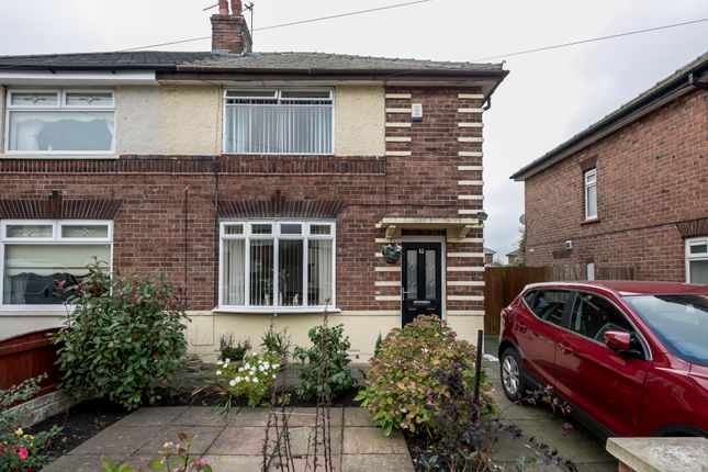 2 bed semi-detached house for sale in Smith Road, Widnes