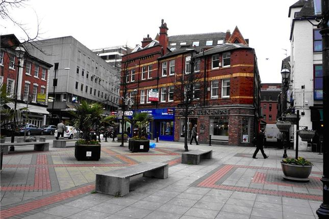 Thumbnail Office to let in Ground Floor & Basement, 38 King Street West, Manchester, Greater Manchester